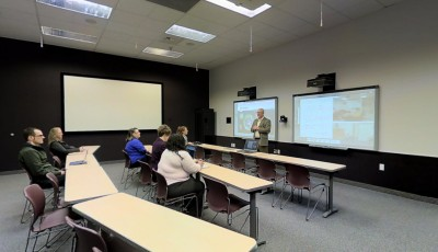 Conference Room C – Classroom Set Up
