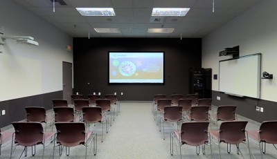 Conference Room C – Presentation Set Up