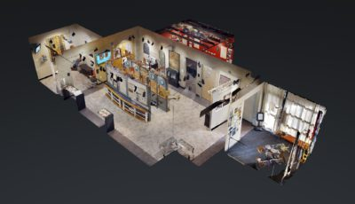 Alaska  Jewish Museum 3D Model