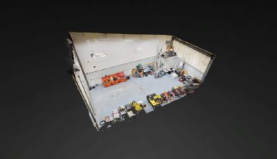 Watson Company Inc. – Homer Warehouse 3D Model